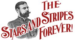 The Stars and Stripes Forever, by John Philip Sousa. Written in 1896, the national march of the USA is arguably the most famous in the world.