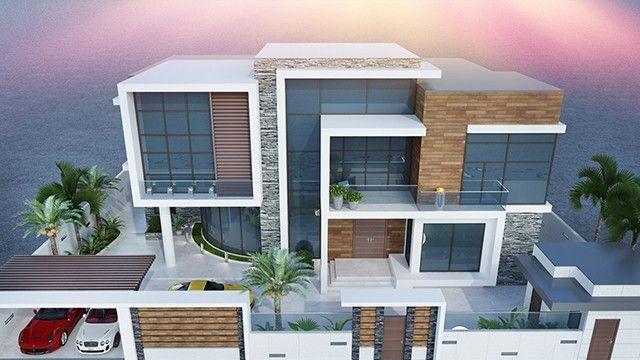 17 Luxus modern luxus villa wohnzimmer