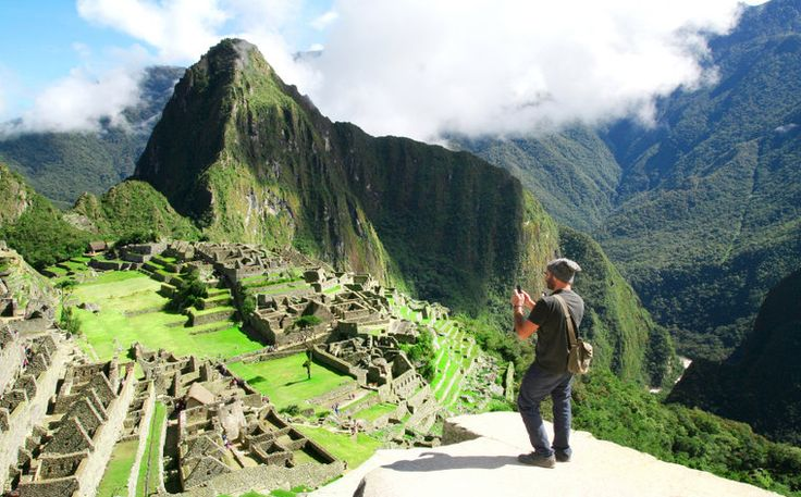 Machu Picchu é um dos destinos imperdíveis em um Mochilão pela América do Sul #Peru #momondo