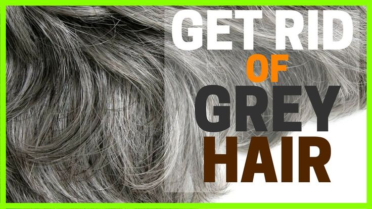 How to Get Rid of Grey Hair in [ 2days ] - Ways to Reverse Grey Hair Nat...