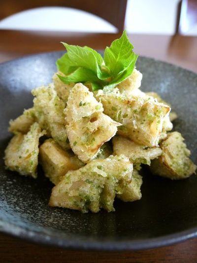 「絶品!筍の煮物の磯辺揚げ♪」のレシピ by bvividさん | 料理レシピブログサイト タベラッテ