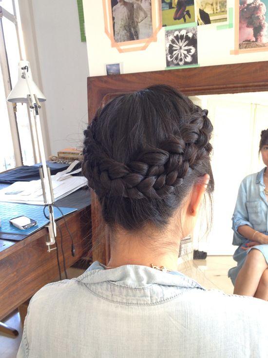 Oh Joy Paris | braids by Rubi Jones