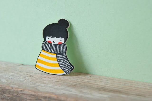 It's simply Max: Nieuwe Broches