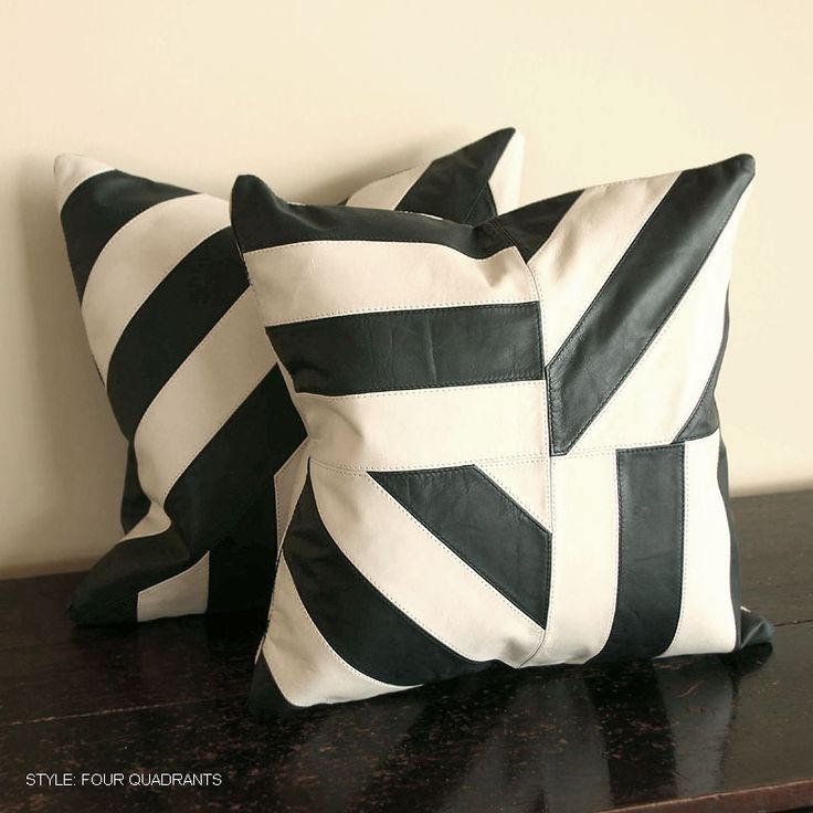 White Leather Throw Pillow : 236 best COLORS: Everything Isn t BLACK AND WHITE images on Pinterest Black man, Black and ...