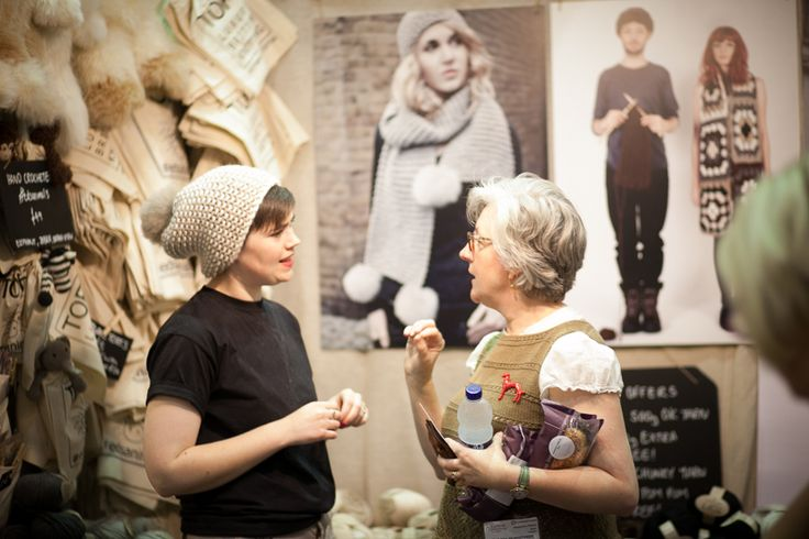 17 Best images about The Knitting & Stitching Show at Alexandra Palace 20...