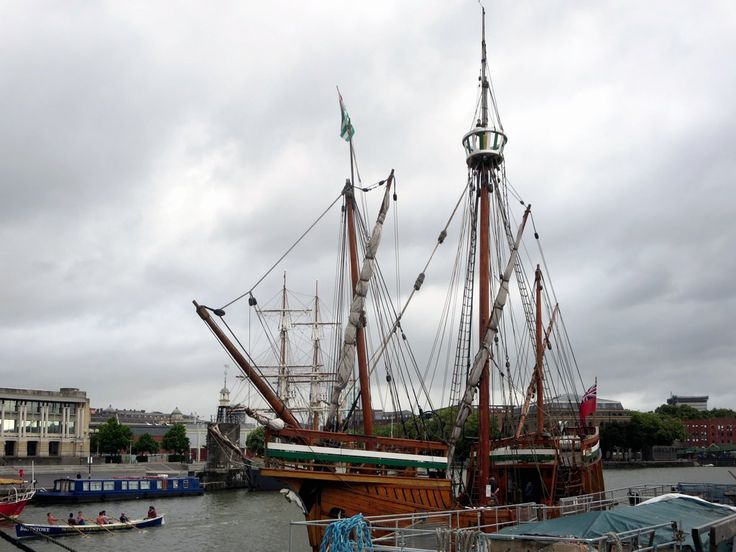 A replica of the caravel Matthew which carried John Cabot to Newfoundland in 1497 is permanently moored in Bristol, England.