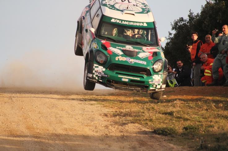 Mini Wrc Sardinia 2012 - Monte Lerno Jump