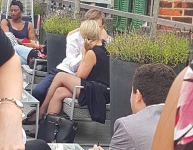 FOW 24 NEWS: Seumas Milne spotted romantically with Julian Assa...
