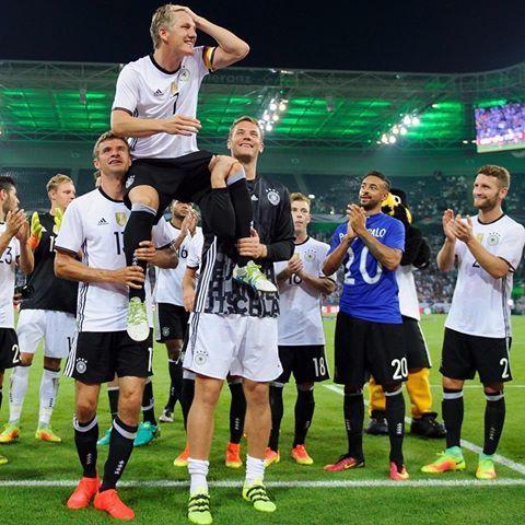 Bastian Schweinsteiger - oh how we miss you