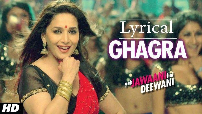 Ghagra Hindi Item Song Lyrics  Musical Full Video Hd-Yjhd -8504