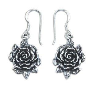 Sterling Silver Handmade women Jewelry Earring Size: Size: 1.75 Inches (Jewelry)  http://balanceddiet.me.uk/lushstuff.php?p=B00713Y1DG  B00713Y1DG