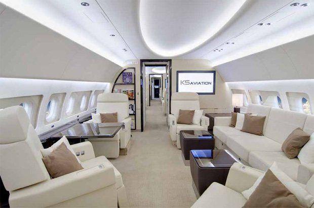 Jets privados, todo un lujo para unos pocos ‹ Angus Code