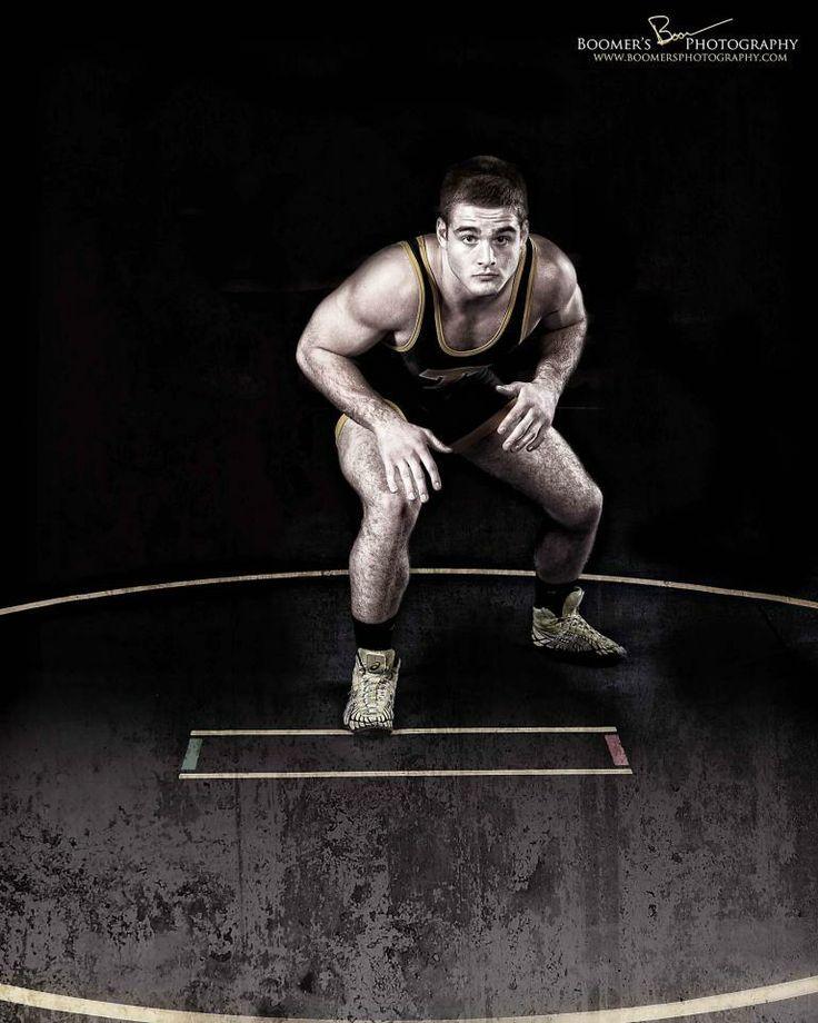 Wrestling Portrait | Boomer's Photography