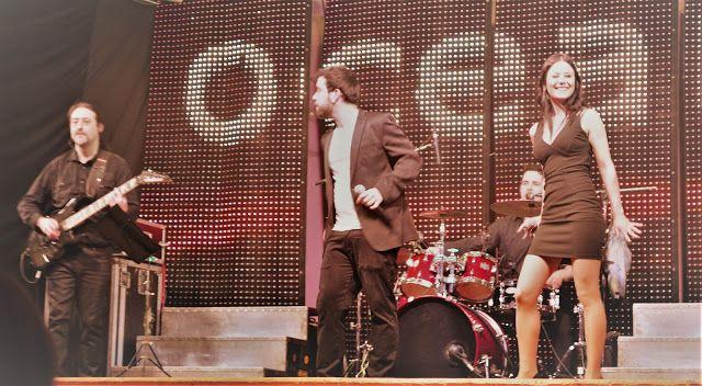 Santacara: Orquesta Oceanic - Año 2017