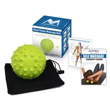 13cm Deep Tissue EVA Muscle Massage Ball No Slip High Density For Trigger Point Massage, Muscle Tension & Knots Release //Price: $US $11.12 & FREE Shipping //