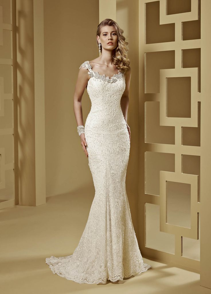 #romance #2015collection #wedding #weddingdress #weddingdresses #nicolespose  www.nicolespose.it