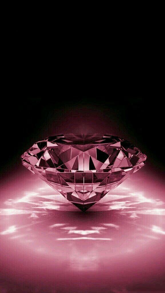 Wallpaper Diamond Pink Diamond Wallpaper Diamond Wallpaper Iphone Diamond Wallpaper