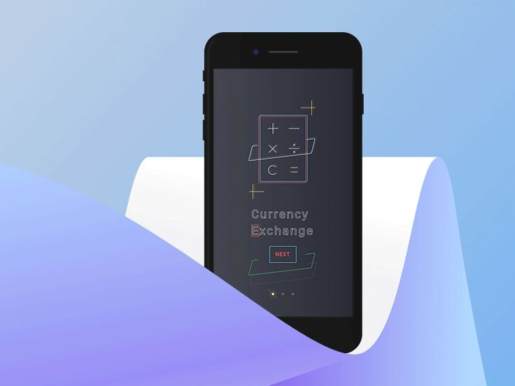 Onboarding Currency App Animated