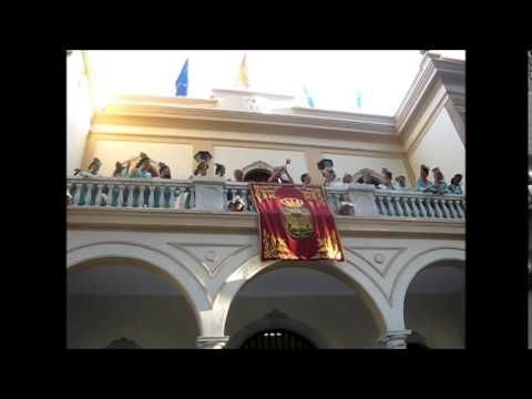 Todo El Mundo Tocando Palma!   Feria La Linea 2014