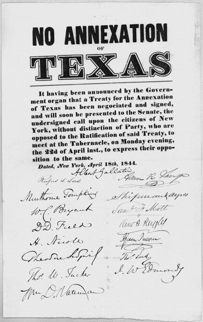 texas annexation essay Results 1 - 20 of 1345  included in this kit are: annexation debate fold-up texas'  then read a  background essay and discuss three of texas's contributions to.