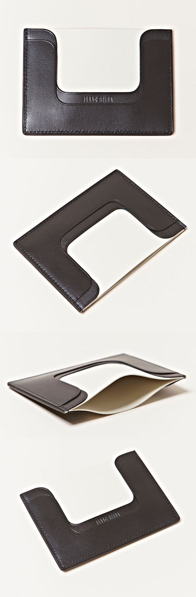 Isaac Reina 2012 Spring/Summer Enzo Mari 6 Card Holder (Swell Bottle Strap)
