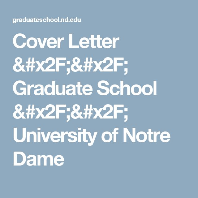 81 best School images on Pinterest - cover letter for graduate school