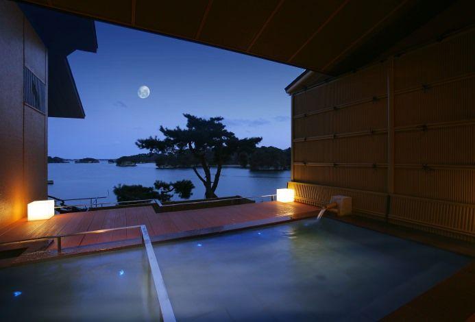 小松館 好風亭 | 本物の松島を感じられる海辺の絶景宿 / 高級旅館・ホテルの予約ならrelux(リラックス)。全プランポイント還元5%で、宿泊プランは最低価格保証付き!