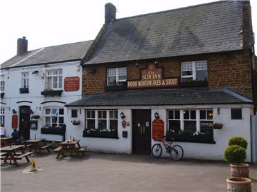Sun Inn - Hook Norton, will be working here