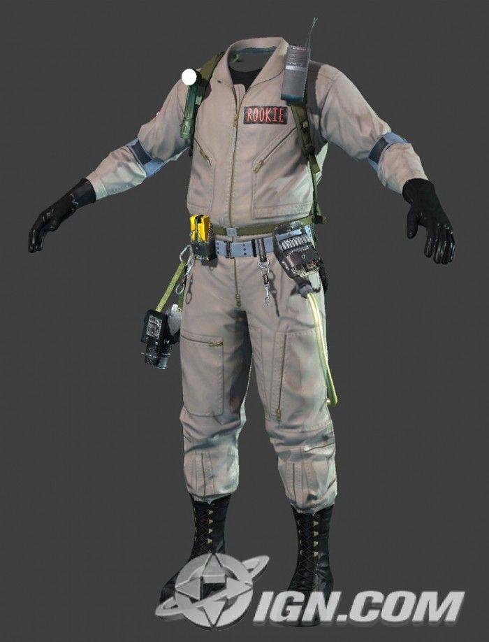 Ghostbusters Uniform
