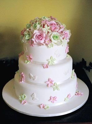 Nice Wedding Cakes Pictures - http://www.ikuzowedding.com/nice-wedding-cakes-pictures/