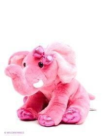 Игрушка мягкая Слон, Aurora на маркете Vse42.ru.