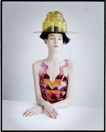 Tim Walker PhotographyKirsi Pyrhonen & Jello Hat London, UK, 2011 America Vogue