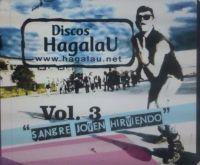 HagalaU presenta el diseño de la carátula del 3er compilado Discos HagalaU realizado por Juan Fernando Ruiz y la empresa Dual Design.  Además, presentamos el orden oficial de las canciones e el disco.