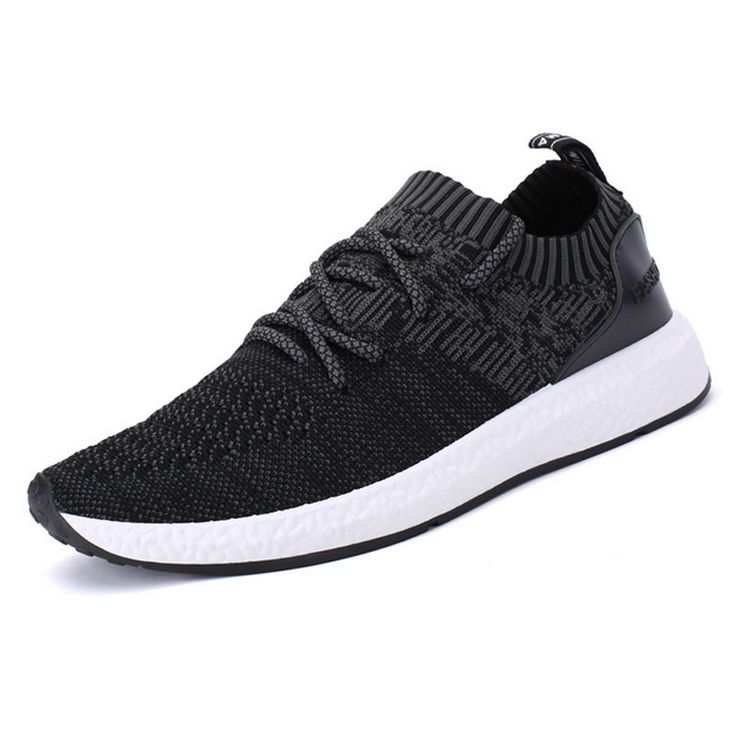 Man Socks Shoes Breathable Air Mesh Men's Running Shoes High Quality Male Trainner Sports Shoes Sneakers RZ8630