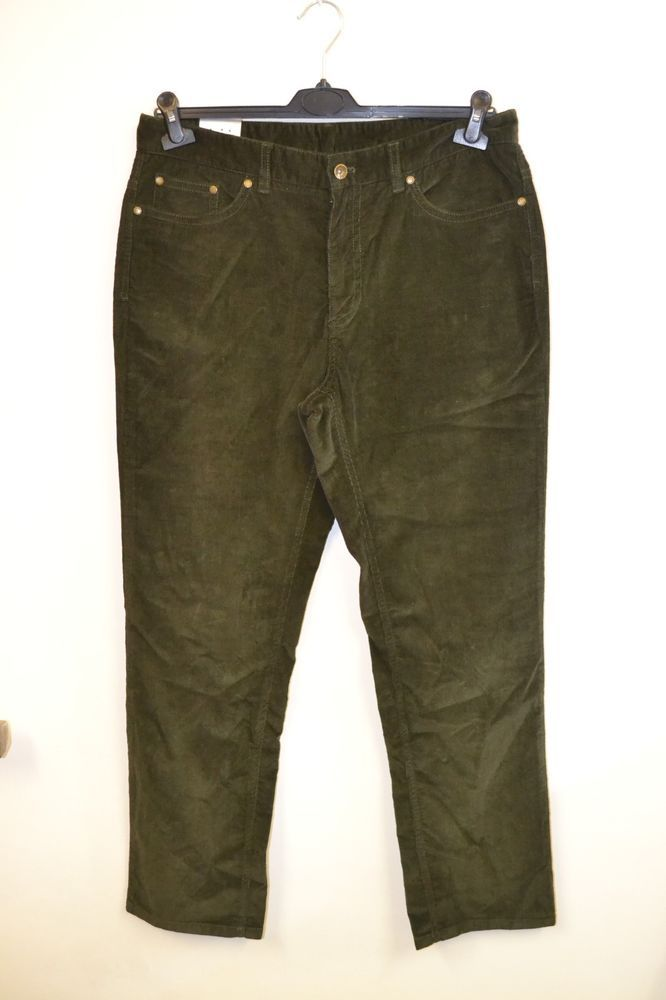 Mens Austin Reed Green Cords Corduroy Trousers Uk Waist Size Short 34 Leiz12sb Fashion Clothing Shoes Accessories Mensclothi Austin Reed Corduroy Trousers