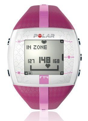 For those who want basic heart rate-based features to keep their fitness training simple. Shows when you're improving fitness based on your heart rate. Displays calories burned. Comes with comfortable textile transmitter and coded heart rate transmission to avoid cross-talk.