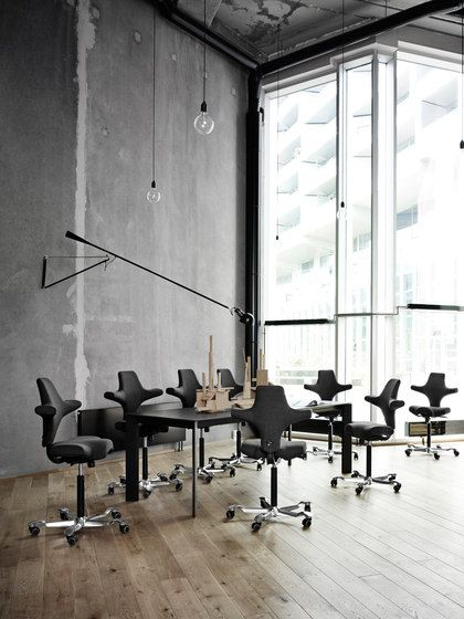 Task chairs | Office chairs | HÅG Capisco | SB Seating | Peter. Check it out on Architonic