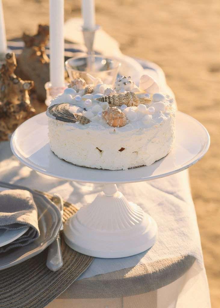 Свадебные торты : морской стиль фото : 79 идей 2017 года на Невеста.info