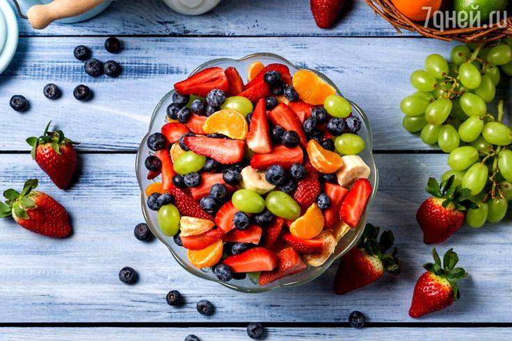 Идеальный фруктово-ягодный салат: рецепт от шеф-повара Гордона Рамзи