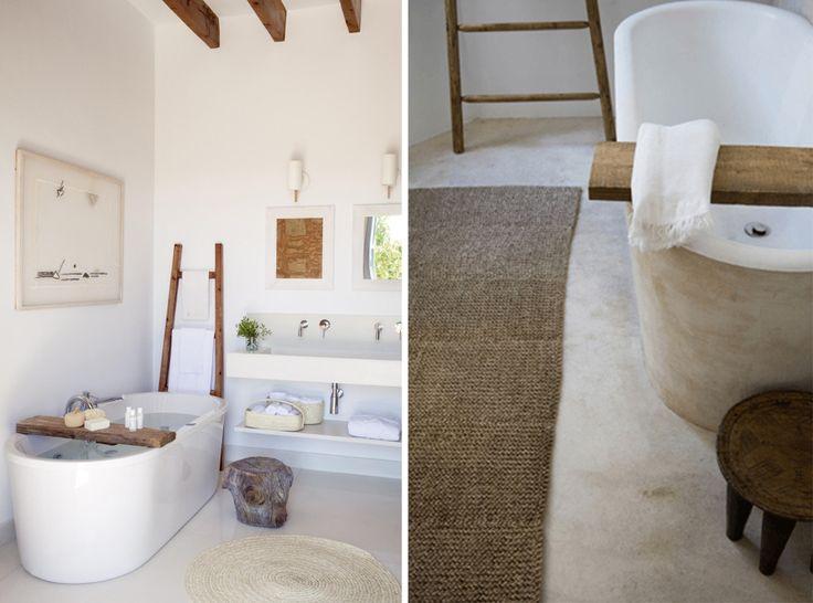 oltre 25 fantastiche idee su vassoio da vasca da bagno su ... - Arredo Bagno Fai Da Te