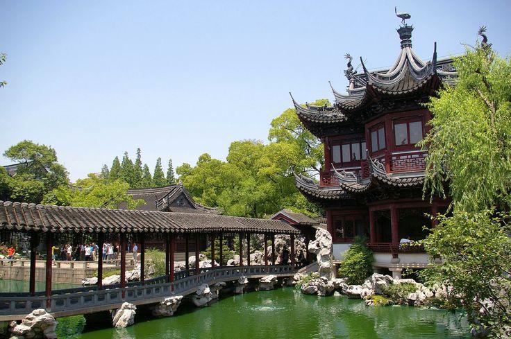 The Fantastic Yuyuan Garden in Shanghai