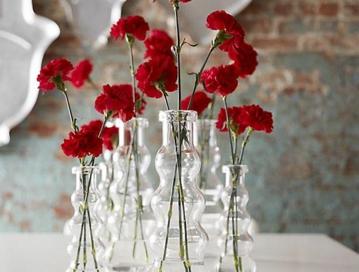 Idee Deco Vase En Verre