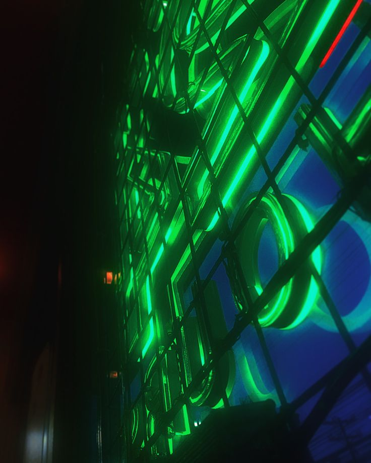 Neon Aesthetic Neon aesthetic, Green aesthetic, Instagram