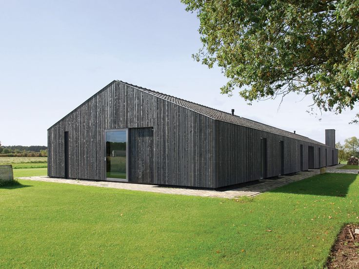 17 best images about bebouwing schuurwoning on pinterest tes search and the edge - Huis architect hout ...