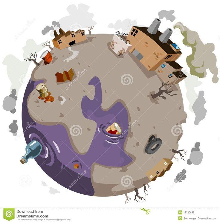 Mundo enfermo ilustración del vector. Imagen de energía - 17720852