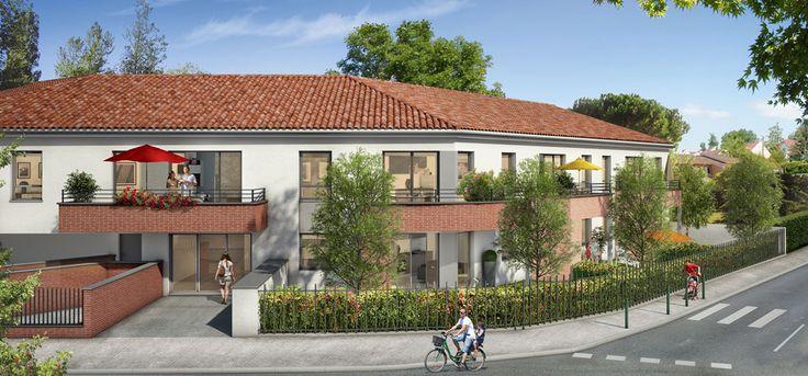 Investir en loi Pinel à seulement 10 minutes du centre-ville de Toulouse