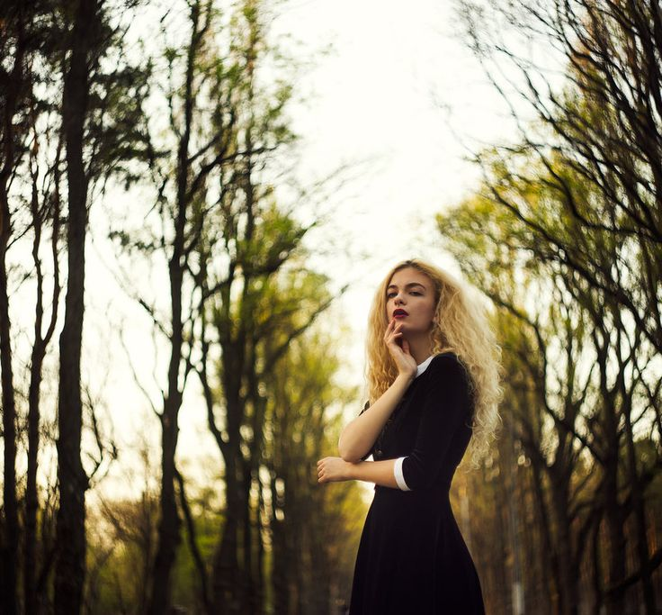 the child of trees by emptyredhead on DeviantArt. Beautiful Portrait Photography
