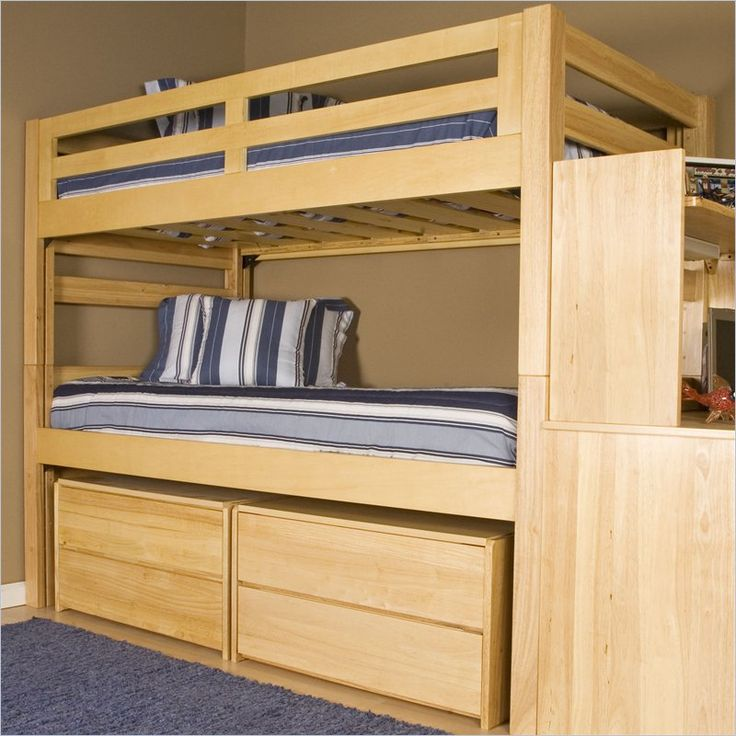 78 best images about woodworking bed plans on pinterest for Bunk bed woodworking plans