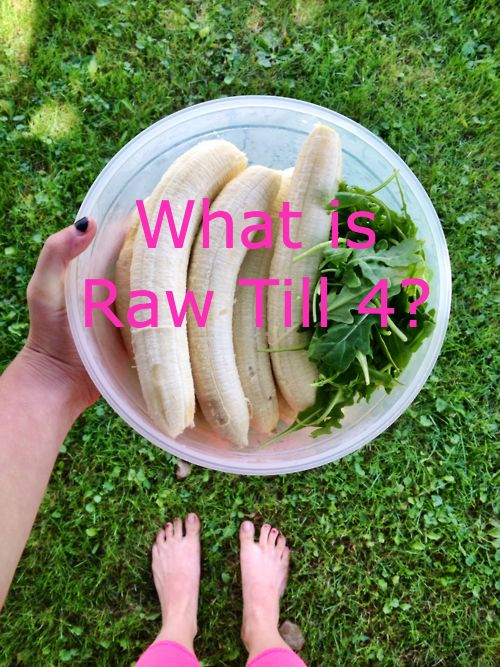 What is Raw Till 4? Everything is explain here!! #rt4 #rawtill4