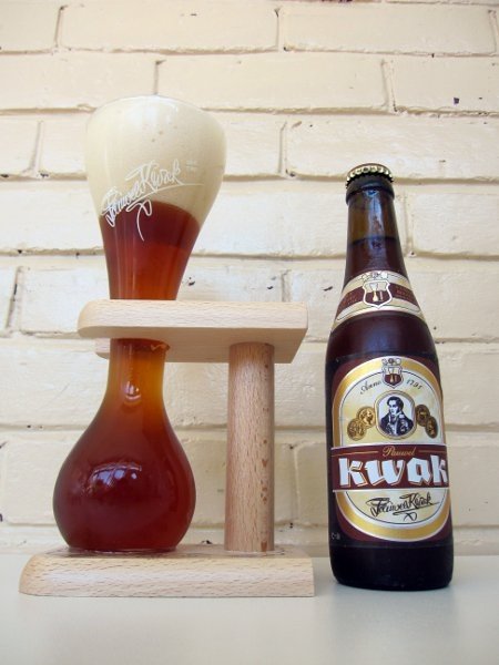 Kwak, A Beer You Can't Put Down